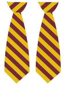 It is a graphic of Remarkable Harry Potter Tie Printable