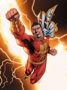 Captain Marvel - Robert Atkins
