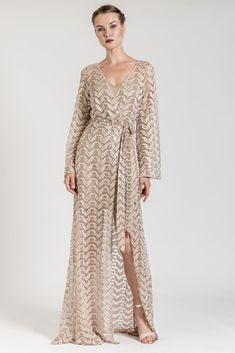 This maxi lace wrap dress is ideal for special nights in winter. Lace Wrap, Dress To Impress, Wrap Dress, Dresses, Women, Fashion, Vestidos, Moda, Fashion Styles