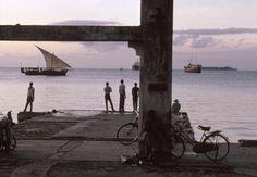 Harry Gruyaert. TANZANIA. Zanzibar island. 1989