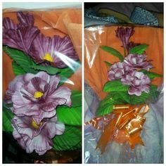 Buquet de flores em EVA ... MARAVILHOSO .. LAVÁVEL ... GRANDE MIMO DE CARINHO