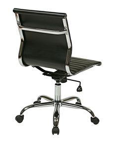 Office Star WorkSmart 18 Chair With Built In Lumbar Support Revie