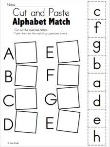 Alphabet Archives - Madebyteachers