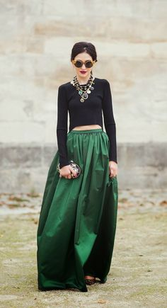 Street Scene Vintage: Holiday Party Style Guide