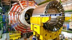 Colisionador de Hadrones.