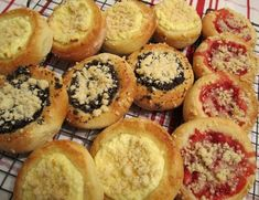 Annnd another! These look just like how my mom made them! Kolache - Czech Pastries Recipe | RecipeStudio