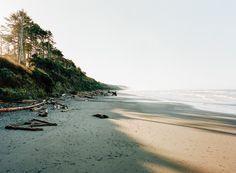 Jared Chambers. Kalaloch Beach, WA