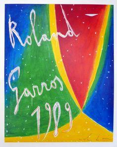 1989 Roland Garros