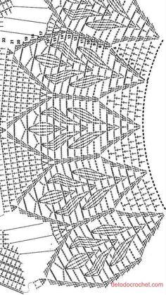 Crochet Dress Pattern - Crochet Dress Pattern Hello, I decided to . - Crochet Dress Pattern – Crochet Dress Pattern Hello, I decided to create a theme. Crochet Bow Pattern, Crochet Shawl Free, Crochet Stitches Patterns, Lace Knitting, Crochet Lace, Crochet Mandala, Poncho Patterns, Pattern Skirt, Free Pattern