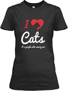 <3 I love Cats! <3 Limited Edition | Get yours before it's gone !