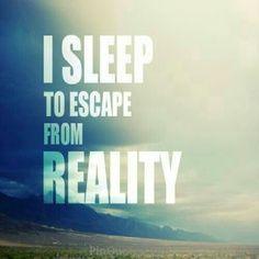 ...escape
