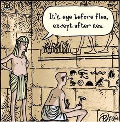 23 Witty Grammar Jokes & Puns to Satisfy Your Inner Grammar Nerd Bizarro Comic, Grammar Jokes, Grammar Lessons, Grammar School, Funny Quotes, Funny Memes, Hilarious, Jokes Quotes, Online Comics