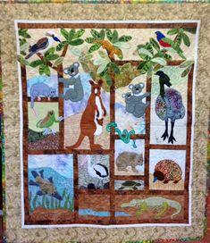Australian quilt pattern