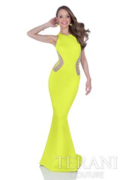Fitted+neoprene+halter+prom+gown.+This+prom+dress f2e5f227fe36