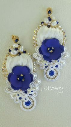 Something Blue Mhoara jewels