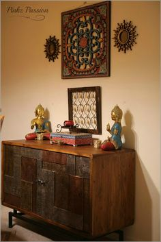 Pinkz Passion : Decidedly Desi home with a Global Whimsy (Home Tour of Priyadarshi Family)