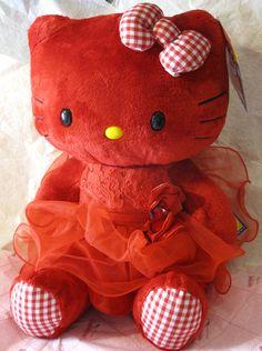 Pretty Red Hello Kitty