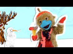 Kleuteridee » Winter:Liedje over ijs.