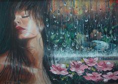 Oil Paint Romantic Series (Yağlıboya Romantic Seri) Impressionist Art, Impressionism, Romantic Series, Event Organization, Jpg, Art Director, Bold Colors, Graffiti, Street Art