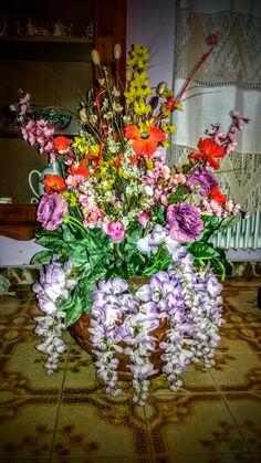 Composizione floreale, Taccini Marlene!