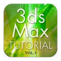 3ds Max Tutorial Vol.3   - Teyatsai