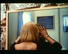 """Paris, Texas"" (1984) by Wim Wenders (Germany) – with Harry Dean Shanton, Nastassja Kinski, Dean Stockwell – Palme d'or Cannes 1984"