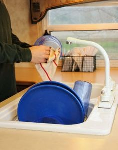 HOW TO KEEP YOUR RV FRESH WATER TANK CLEAN… GET THE TIPS! June 21, 2013 // The Great Outdoors