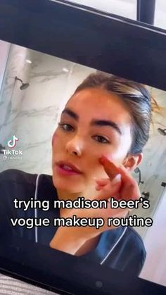 Natural Makeup Tutorials, Natural Makeup Look Tutorial, Natural Glow Makeup, Makeup Looks Tutorial, Beginner Makeup Tutorial, Makeup Tutorial Videos, Makeup Hacks Videos, Makeup Tips For Beginners, Vogue Makeup