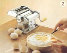 Marcato Atlas Pasta Maker Instructions and care