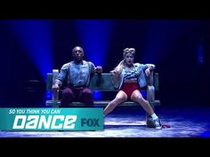 Jessica & All-Star tWitch: Top 10 Perform   SO YOU THINK YOU CAN DANCE   Season 11