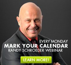 Learn from one of the industry giants every Monday. Go mark your calendar now!