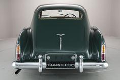 Bentley S1 Continental Fastback Coupé (1956)   Hexagon