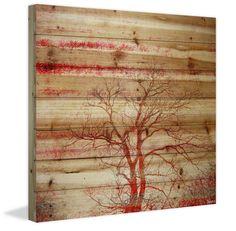 Red Branches - Parvez Taj