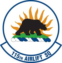 115th Airlift Squadron (115 AS) is a unit of the California Air National Guard 146th Airlift Wing located at Channel Islands Air National Guard Station, Oxnard, California. The 115th is equipped with the C-130J Hercules. The 115 AS is the oldest unit in the California Air National Guard, having almost 90 years of service to the state and nation. It is a descendant organization of the World War I 115th Aero Squadron, established on 28 August 1917.