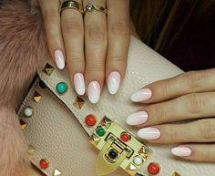 Babyboomer: Sugar Effect + Natural Gel Polish by Klaudia Demkiewicz, Indigo Educator Łódź #nails #nail #nailsart #indigonails #indigo #hotnails #summernails #springnails #omgnails #amazingnails #ombre #ombrenails #pastel #pastelnails #natural #weddingnails #weddingidea #wedding
