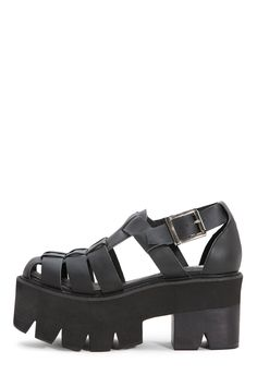 Jeffrey Campbell Shoes NEW-ARGO Shop All in Black Black