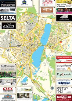 Le Havre area tourist map Maps Pinterest Tourist map France