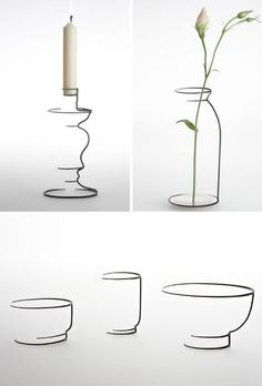Trippy Furniture that Looks Like 2D Sketches | S.O.M.F