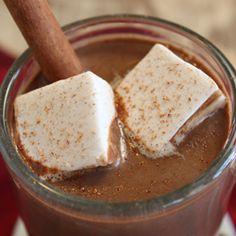 Pumpkin Hot Chocolate! Recipe