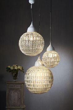 Zest Lighting - Madeira Ball Lamp in Large, $949.00 (http://www.zestlighting.com.au/madeira-ball-lamp-in-large/)