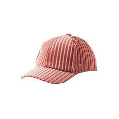 Ribbed Velvet Baseball Hat Baseball Hats e0730b30045c