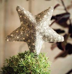 repurposed-sweater-star-tree-topper-Christmas-holiday-craft-DIY