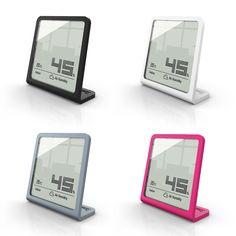 Selina, hygromètre et thermomètre digital, STADLER FORM