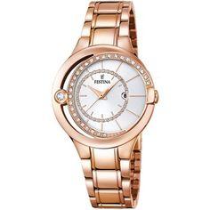 6d0c8fe4d2c3 Montre bracelet en acier Festina prix promo Montre femme Brandalley 149,00  € Montre Femme