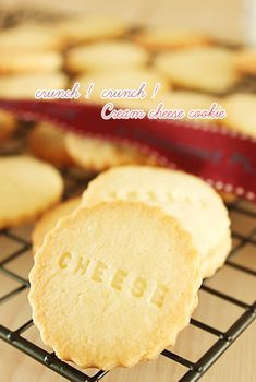 Cream Cheese Cookie  크림치즈 쿠키