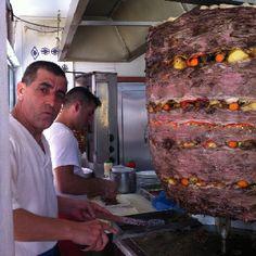 Döner - kebab anyone? :)