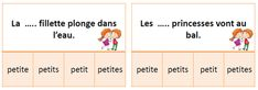French Education, Learning, School, Cycle 2, Plans, Montessori, French Lessons, Languages, Studying