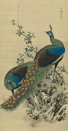 Nishiyama Hôen (1804-1867), Japan 西山芳園