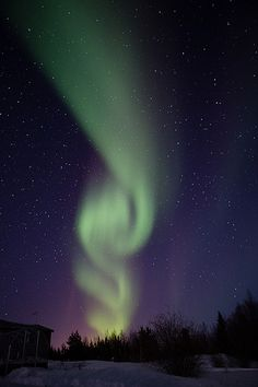 Yellowknife. Canada (by H.L.Tam).I want to go see this place one day. Please check out my website Thanks.  www.photopix.co.nz
