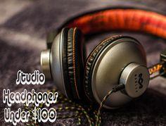 Studio Headphones Under 100